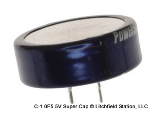 Capacitor - Super Cap for Lighting
