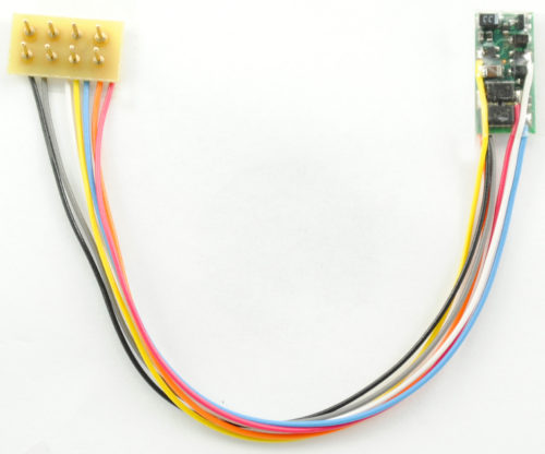 "Z2-3.5"" DCC decoder basic by TCS"