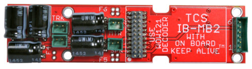 Bachmann adapter board MB2