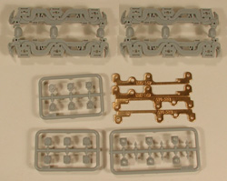 Three Axle Pickup Kit ALCO Century C-628 & C-630 - #691-602