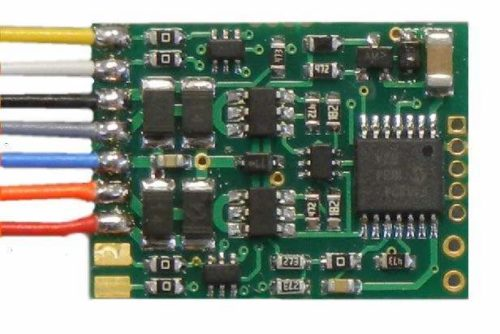 5240177 D13WP decoder with 8 pin plug - #524-D13WP