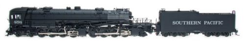 Cab Forward Steam Locomotive DCC with Sound - #085-590xx(S)
